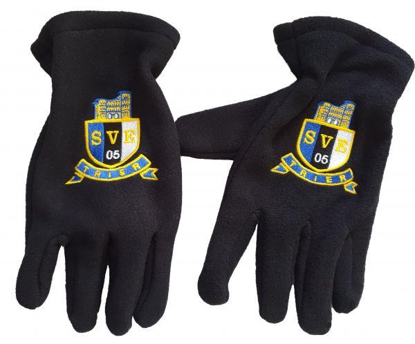Fleece-Handschuhe, Wappen