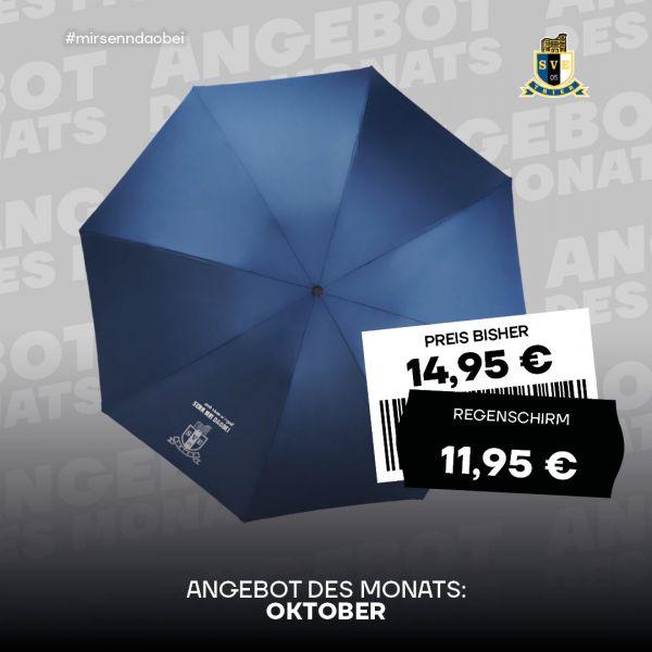 Regenschirm *Angebot des Monats*